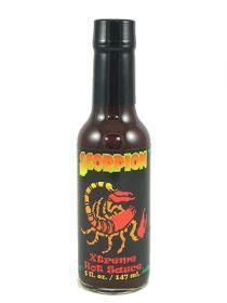 Острый соус Scorpion Xtreme