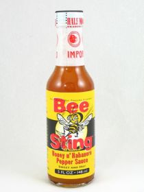 Острый соус Bee Sting Honey n' Habanero