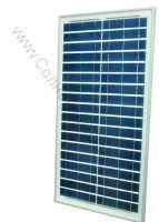 Солнечная панель 30 Вт 12 В (poly-Si)
