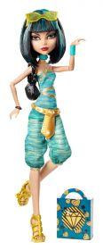 Кукла Клео де Нил (Cleo De Nile) с коллекцией обуви, MONSTER HIGH