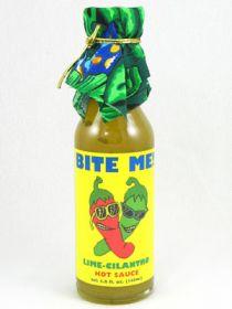 Острый соус Bite Me Lime Cilantro