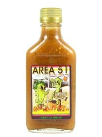 Острый соус Area 51 The Hot Sauce That Doesn't Exist