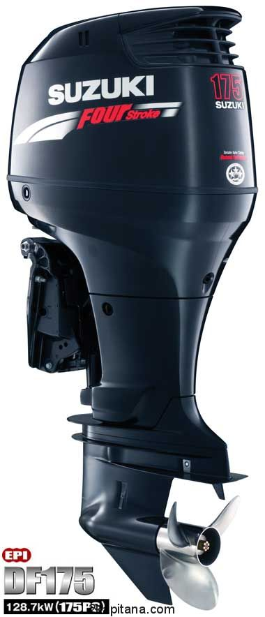 Лодочный мотор SUZUKI DF175 TL (Сузуки)