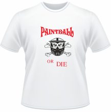 Paintball or die