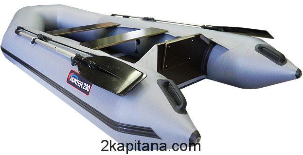 Надувная лодка Хантер Hunter 290 Л
