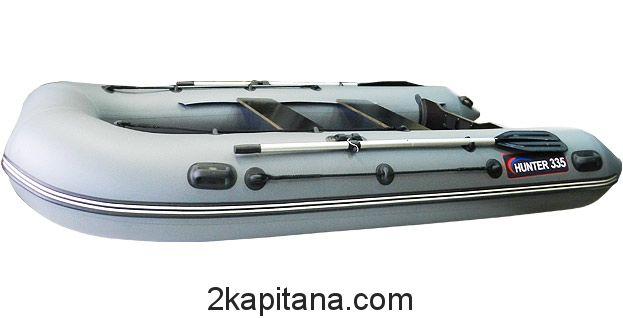 Надувная лодка Хантер Hunter 335
