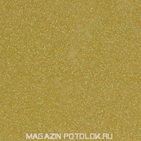 Закрывающий, пристенный П-профиль, 010B, золотистый жемчуг