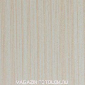 Закрывающий, пристенный П-профиль, 210, бежевый штрих