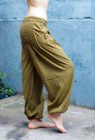 Широкие индийские шаровары, купить в интернет-магазине