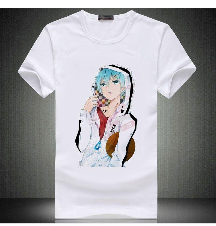 """Аниме футболка """"Kuroko no basuke"""""""