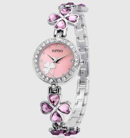 "Женские часы Kimio ""Сloverleaf"""