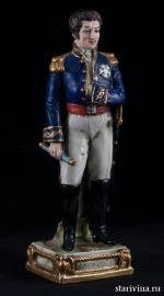 Французский маршал Гувион Сен-Сир, Scheibe-Alsbach, Германия, пер. пол. 20 века