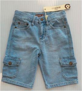 джинсовые бриджи для мальчика