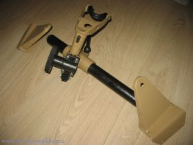 Турель пулемета MG-34 немецких мотоциклов