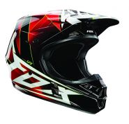 Мотошлем Fox Racing V1 Radeon Helmet ECE red