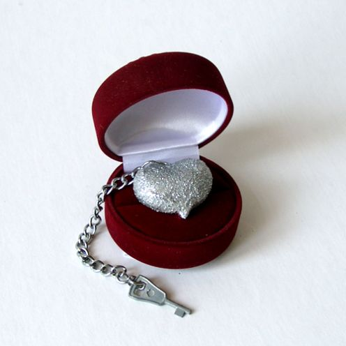 "Сувенир ""Открой свое сердце"""