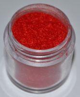 Кашемир красный для дизайна ногтей (большая банка)