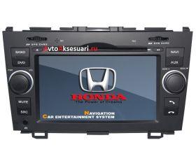 Штатная магнитола для Honda CRV 06-11