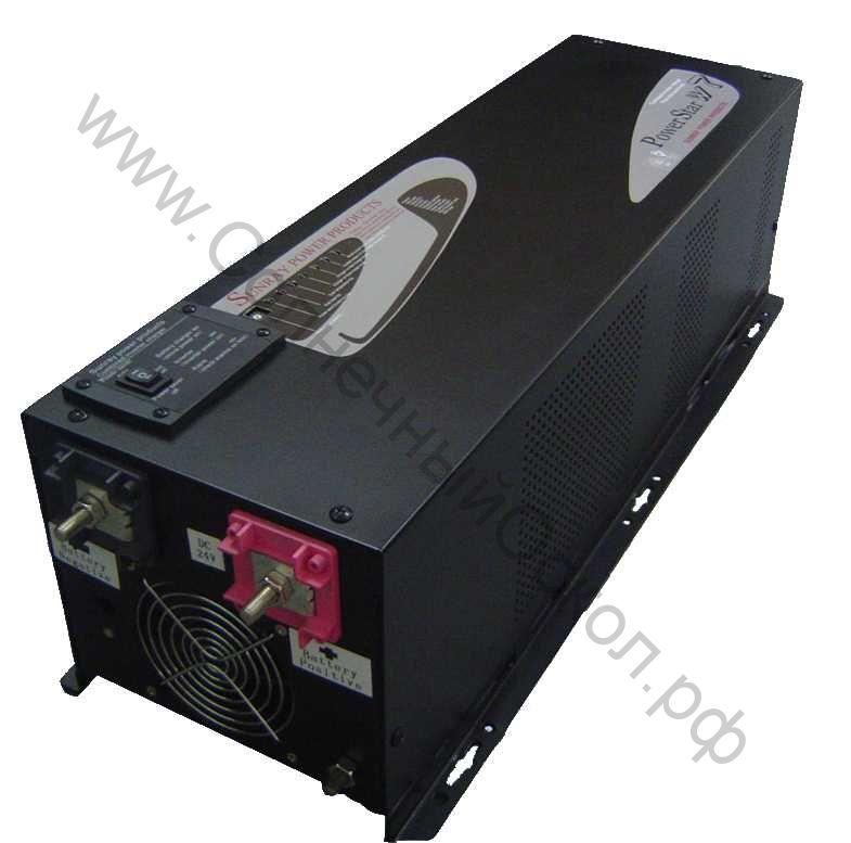 PowerStar W7 6 кВт 24В