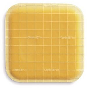 Комфил Плюс (Comfeel Plus), гидроколлоидная повязка 20 * 20 см для лечения пролежней без признаков воспаления и инфекции