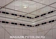 Зеркало 600х600 мм.