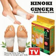 Пластыри Kinoki для вывода токсинов
