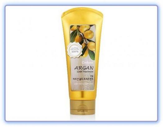 Маска для волос с аргановым маслом серии GOLD