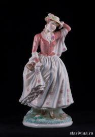 Праздничное платье (Sunday Best), Royal Worcester, Великобритания, 1993