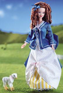 Коллекционная кукла Барби  Had a Little Lamb Barbie Doll