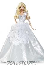 Коллекционная кукла Праздничная Барби - 2013 Holiday Barbie Doll