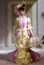 Коллекционная кукла Барби как Миссис Персис Фостер Имс Элби, выпуск 2 - Barbie as Mrs. P.F.E.Albee 2nd Edition
