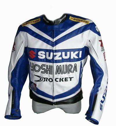 Мото куртка Suzuki с защитой