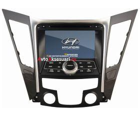 Штатная магнитола для Hyundai Sonata 2012/ I40 2012