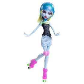 Кукла Эбби Боминейбл (Abbey Bominable), серия Спорт, MONSTER HIGH