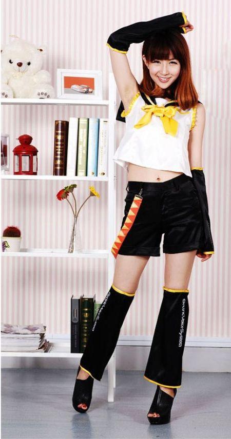 Косплей костюм Kagamine Rin