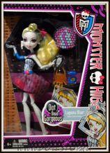 Кукла Монстр Хай Лагуна Блю - Смертельно прекрасный горошек - Monster High Lagoona Blue Dot Dead Gorgeous