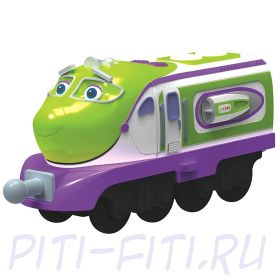 Chuggington. Die-Cast. Паровозик Коко Чаггинсоник