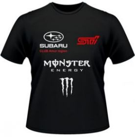 Subaru monster