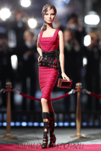 Коллекционная кукла Барби от Макса Азрии - Hervé Léger by Max Azria Barbie Doll