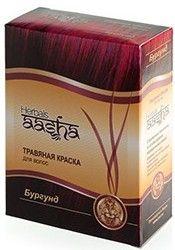 Краска для волос | Бургунд | 60 г | Aasha Herbals