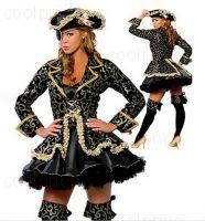 Платье пиратки