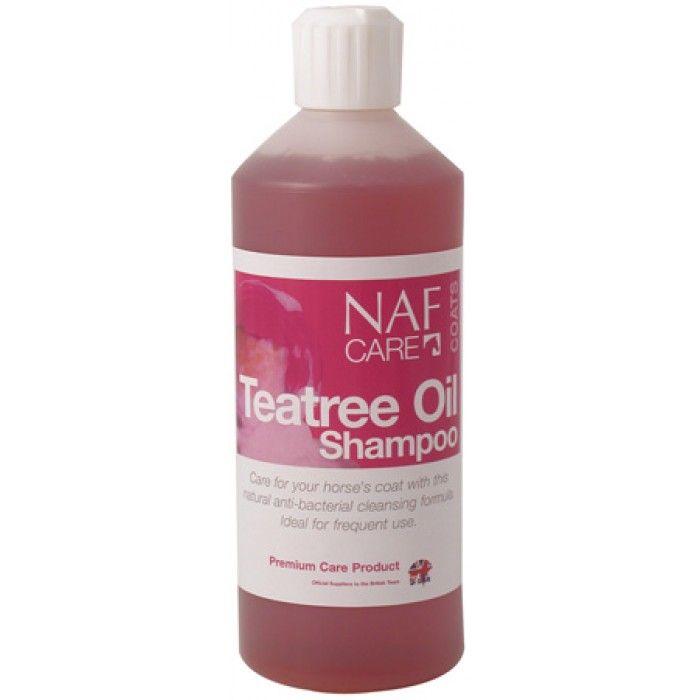 NAF антибактериальный шампунь  с маслом чайного дерева