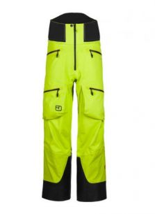 Ortovox MERINO GUARDIAN SHELL 3L [MI] pants M green