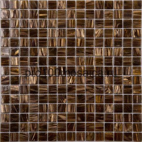 SE02 коричневый (сетка). Мозаика серия GOLDEN,  размер, мм: 327*327 (NS Mosaic)
