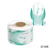 Универсальные одноразовые формы JD-00 (бумажные, на клейкой основе), 150 штук