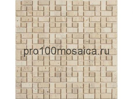 К-704 камень. Мозаика серия STONE,  размер, мм: 305*305 (NS Mosaic)