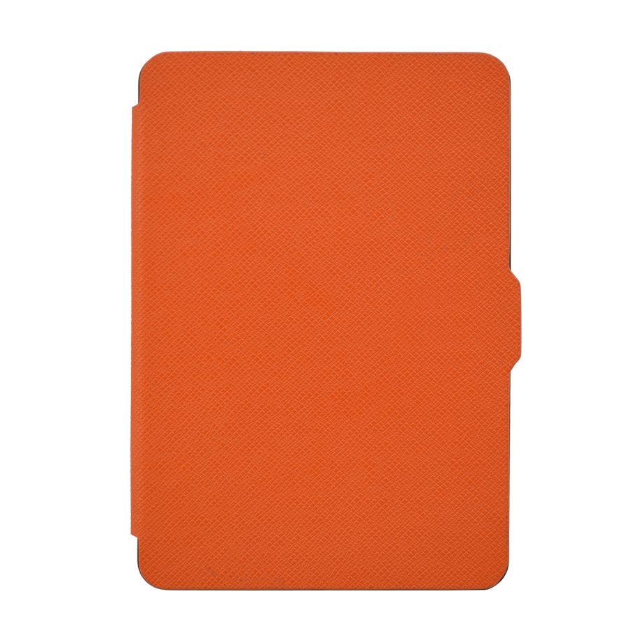Чехол-обложка  для Amazon Kindle Paperwhite Оранжевая (с магнитной застежкой)