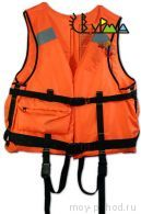 Жилет спасательный Mobula Сплав XXL до 125 кг