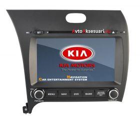 Штатная магнитола для Kia Cerato 2013
