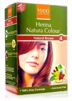 VLCC Henna Natura Color Brown